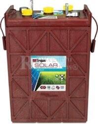 Batería Trojan SPRE 06 415 6 Voltios 377 Amperios C20 296 x 176 x 446mm