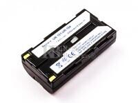 Batería UR-121D, Li-ion, 7,4V, 2050mAh, 15,2Wh, para camaras SANYO