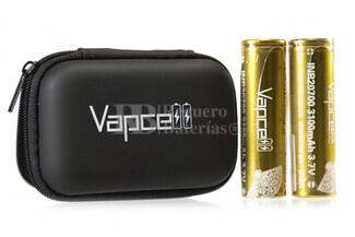 Baterías Vapcell 20700 3.100 mAh 30A