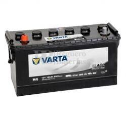 Batería VARTA 12 Voltios 100 Ah Promotive Black 600 035 060 Ref.H4 EN 600A 413X175X220
