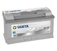 Batería VARTA 12 Voltios 100 Ah Silver Dynamic 600 402 083 Ref.H3 EN 830A 353X175X190