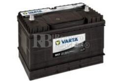 Bater�a VARTA 12 Voltios 105 Ah Promotive Black 605 102 080 Ref.H17 EN 800A 330X172X240