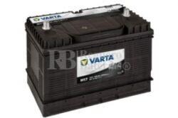 Batería VARTA 12 Voltios 105 Ah Promotive Black 605 102 080 Ref.H17 EN 800A 330X172X240