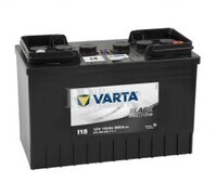 Batería VARTA 12 Voltios 110 Ah Promotive Black 610 404 068 Ref.I18 EN 680A 347X173X234