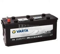 Batería VARTA 12 Voltios 120 Ah Promotive Black 620 109 076 Ref.I16 EN 760A 510X175X235