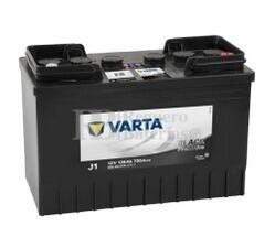 Batería VARTA 12 Voltios 125 Ah Promotive Black 625 012 072 Ref.J1 EN 720A 349X175X290