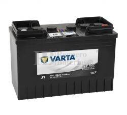 Bater�a VARTA 12 Voltios 125 Ah Promotive Black 625 012 072 Ref.J1 EN 720A 349X175X290