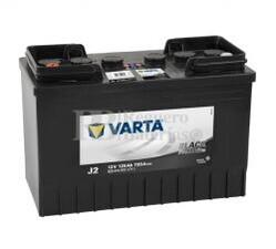 Batería VARTA 12 Voltios 125 Ah Promotive Black 625 014 072 Ref.J2 EN 720A 349X175X290