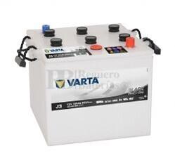 Batería VARTA 12 Voltios 125 Ah Promotive Black 625 023 000 Ref.J3 EN 950A 286X269X230