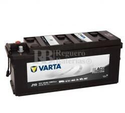 Batería VARTA 12 Voltios 135 Ah Promotive Black 635 052 100 Ref.J10 EN 1000A 514X175X210