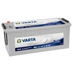 Batería VARTA 12 Voltios 140 Ah Promotive Blue 640 103 080 Ref.K10 EN 800A 513X189X223