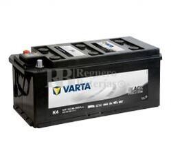 Batería VARTA 12 Voltios 143 Ah Promotive Black 643 033 095 Ref.K4 EN 950A 514X218X210