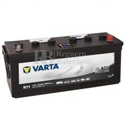 Bater�a VARTA 12 Voltios 143 Ah Promotive Black 643 107 090 Ref.K11 EN 900A 508X174X205
