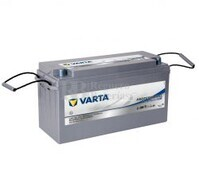 Batería VARTA 12 Voltios 150 Ah Profesional Deep Cycle AGM 830 150 090 Ref.LAD150 EN 825A 484X171X241