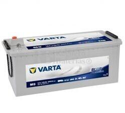 Batería VARTA 12 Voltios 170 Ah Promotive Blue 670 104 100 Ref.M9 EN 1000A 513X223X223