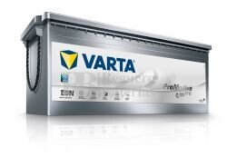 Bater�a VARTA 12 Voltios 225 Ah Promotive EFB 725 500 115 Ref.E9N EN 1150A 518X276X242