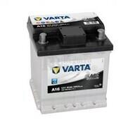 Batería VARTA 12 Voltios 40 Ah Black Dynamic 540 406 034 Ref.A16 EN 340A 175X175X190