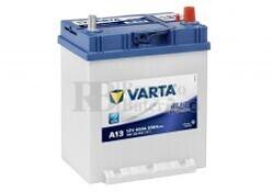 Bater�a VARTA 12 Voltios 40 Ah Blue Dynamic 540 125 033 Ref.A13 EN 330A 187X140X227