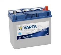 Batería VARTA 12 Voltios 45 Ah Blue Dynamic 545 156 033 Ref.B32 EN 330A 238X129X227