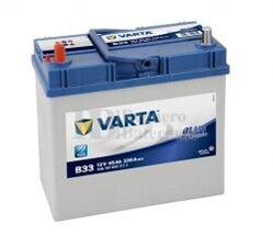 Bater�a VARTA 12 Voltios 45 Ah Blue Dynamic 545 157 033 Ref.B33 EN 330A 238X129X227