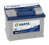 Batería VARTA 12 Voltios 60 Ah Blue Dynamic 560 409 054 Ref.D59 EN 540A 242X175X175