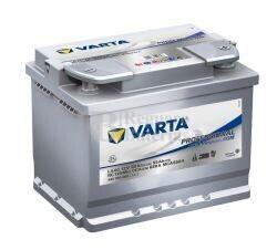Bater�a VARTA 12 Voltios 60 Ah Profesional Dual Purpose AGM 840 060 068 Ref.LA60 EN 680A 242X175X190