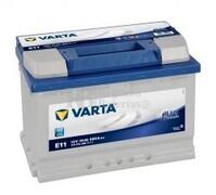 Batería VARTA 12 Voltios 74 Ah Blue Dynamic 574 012 068 Ref.E11 EN 680A 278X175X190