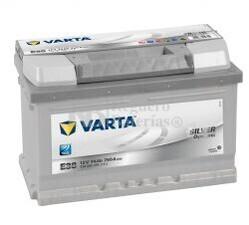 Batería VARTA 12 Voltios 74 Ah Silver Dynamic 574 402 075 Ref.E38 EN 750A 278X175X175