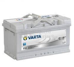 Batería VARTA 12 Voltios 85 Ah Silver Dynamic 585 200 080 Ref.F18 EN 800A 315X175X175