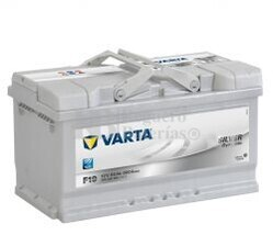 Bater�a VARTA 12 Voltios 85 Ah Silver Dynamic 585 400 080 Ref.F19 EN 800A 315X175X190
