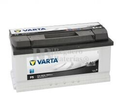 Bater�a VARTA 12 Voltios 88 Ah Black Dynamic 588 403 074 Ref.F5 EN 740A 353X175X175