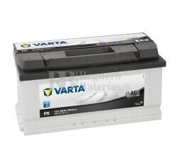 Batería VARTA 12 Voltios 88 Ah Black Dynamic 588 403 074 Ref.F5 EN 740A 353X175X175
