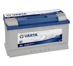 Batería VARTA 12 Voltios 95 Ah Blue Dynamic 595 402 080 Ref.G3 EN 800A 353X175X190
