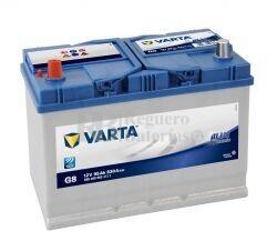 Batería VARTA 12 Voltios 95 Ah Blue Dynamic 595 405 083 Ref.G8 EN 830A 306X173X225
