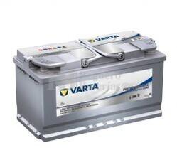 Batería VARTA 12 Voltios 95 Ah Profesional Dual Purpose AGM 840 095 085 Ref.LA95 EN 850A 353X175X190