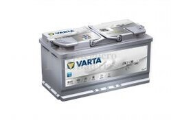 Batería VARTA START-STOP 12 Voltios 95 Ah Silver Dynamic AGM 595 901 085 Ref.G14 EN 850A 353X175X190