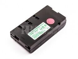 Bateria VM-BP82, NiMH, 6,0V, 2100mAh para camaras HITACHI