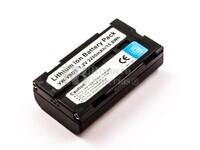 Batería VW-VBD1 para Panasonic NV-DX110EG, NV-DX110, NV-DX100EN, NV-DX100, NV-DX1, NV-DS5EN