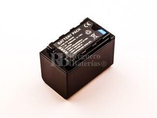 Batería VW-VBD58 para Panasonic Li-ion, 7,2V, 4400mAh, 31,7Wh