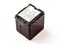Batería VW-VBG260 para Panasonic HDC-SX5GCS-S, HDC-SX5GK, HDC-TM10, HDC-TM10S, HDC-TM20