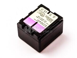 Bateria VW-VBN130, Li-ion, 7,2V, 1100mAh, 7,9Wh, black para camaras Panasonic