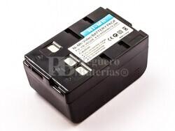 Batería VW-VBS10E, VW-VBS20E, VW-VBH20E, P-V211/ V212, HHR-V211/ V212 para Panasonic