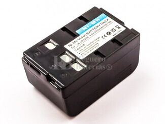 Batería VW-VBS10E, VW-VBS20E, VW-VBH20E, P-V211- V212, HHR-V211- V212 para Panasonic