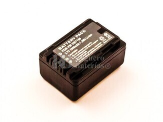 Batería VW-VBT190 para cámaras Panasonic HC-V110, HC-V130, HC-V710,