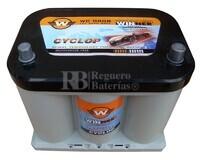 Bateria Winner WC 850B AGM 12 Voltios 55 Amperios