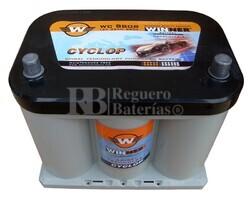 Batería Winner WC 850B AGM 12 Voltios 55 Amperios