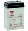 Bateria Yuasa NP4-6  6 Voltios 4 Amperios 70 x 47 x 105 mm