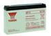 Bateria Yuasa NP7-6  6 Voltios 7 Amperios 151 x 34 x 97,5 mm