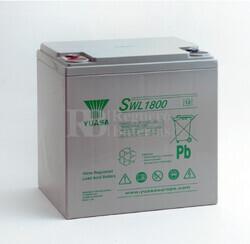 Batería 12 Voltios 57,6 Amperios YUASA SWL1800