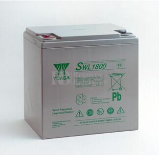 Bateria Yuasa SWL1800 12 Voltios 57,6 Amperios  216x168x223mm